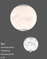 Mars 2014-03-28 2355UT