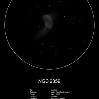 NGC 2359, Thorova kaciga