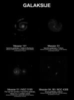 Razne galaksije