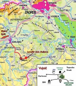 Karta za Muljavu
