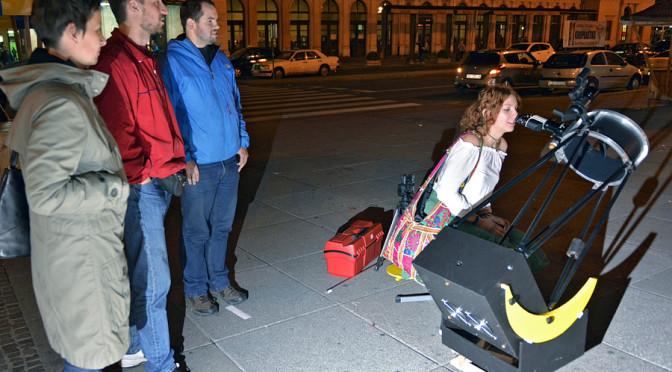 ISAN 8 – Međunarodna noć ulične astronomije